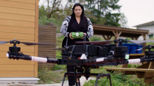 InDro Robotics uses low-latency, cloud-managed LTE solution from Cradlepoint to support First Nation….