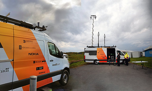 InDro Robotics Drives New Future with Mobile Command Centre